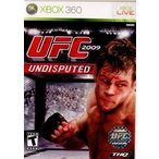 {Xbox360}UFC 2009 UNDISPUTED アンディスピューテッド  北米版  20091015