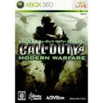 『中古即納』{Xbox360}コール オブ デューティ4 モダン・ウォーフェア(CODMW)(廉価版)(F2A-00017)(20090910)