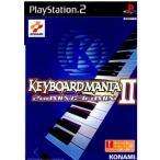 『中古即納』{表紙説明書なし}{PS2}KEYBOARDMANIA II(キーボードマニア2) 2ndMIX & 3rdMIX(20020228)