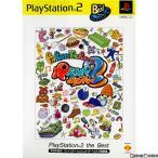 『中古即納』{PS2}パラッパラッパー2(PARAPPA THE RAPPER 2) PlayStation 2 the Best(SCPS-19201)(20020627)