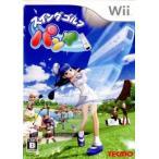 『中古即納』{Wii}スイングゴルフ パンヤ(20061202)