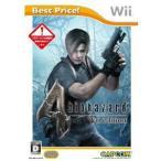 『中古即納』{Wii}バイオハザード4 Wiiエディション(Biohazard4 Wii edition)(20070531)