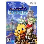 『中古即納』{Wii}チョコボの不思議なダンジョン 時忘れの迷宮(20071213)