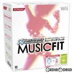 『中古即納』{Wii}ダンス ダンス レボリューション ミュージックフィット(Dance Dance Revolution MUSICFIT) 専用コントローラ同梱版(限定版)(20100128)