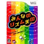 『中古即納』{Wii}みんなのリズム天国(20110721)