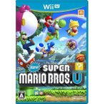 『中古即納』{WiiU}New スーパーマリオブラザーズU(20121208)