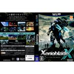 『中古即納』{WiiU}Wii U ゼノブレイドクロス セット(XenobladeX Set)(ソフト単品)(20150429)