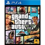 『新品即納』{PS4}Grand Theft Auto V(グランド・セフト・オート5)(廉価版)(PLJM-84031)(20151008)