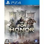 『新品即納』{PS4}初回生産限定特典付(レガシーバトルパックLDコード) For Honor(フォーオナー)(20170216)