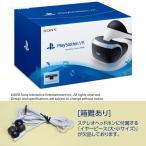 『中古即納』{箱難あり}{ACC}{PS4}イヤーピース大・小サイズ欠品 PlayStation VR(プレイステーションVR/PSVR) PlayStation Camera同梱版 SIE(CUHJ-16001)