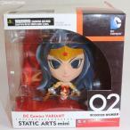 DC Comics VARIANT - 『中古即納』{未開封}{FIG}DC Comics VARIANT STATIC ARTS mini ワンダーウーマン Wonder Woman 完成品 フィギュア スクウェア・エニックス(20140930)