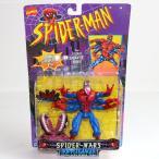 『中古即納』{FIG}Spider-Man The New Animated Series Spider-Wars Doppleganger(スパイダーウォーズ ドッペルゲンガー) スパイダーマン フィギュアToyBiz