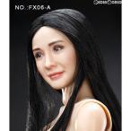 『予約安心出荷』{FIG}1/6 女性素体 Ver.3.0 ストレートヘア アジア女性ヘッド付 06A ドール用素体(FX06-A) ベリークール(2018年1-3月)