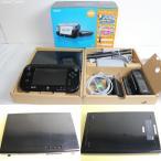 『中古即納』{訳あり}{本体}{WiiU}Wii U すぐに遊べるファミリープレミアムセット(kuro/クロ/黒)(WUP-S-KAFS)(20131031)