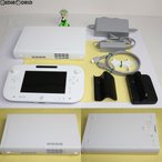 『中古即納』{訳あり}{本体}{WiiU}Wii U スプラトゥーン セット(amiibo アオリ・ホタル付き)(Wii Uプレミアムセット shiro/シロ/白 同梱)(WUP-S-WAHT)(20160707)