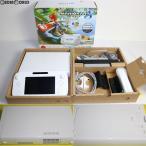 ショッピングWii 『中古即納』{訳あり}{本体}{WiiU}Wii U すぐに遊べる マリオカート8 セット シロ/shiro/白(WUP-S-WAGH)(20141113)