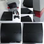 『中古即納』{訳あり}{本体}{PS3}プレイステーション3 PlayStation3 HDD250GB チャコール・ブラック(CECH-2000B)(20100218)