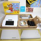 ショッピングWii 『中古即納』{訳あり}{本体}{WiiU}Wii U スーパーマリオメーカー セット(Wii Uプレミアムセット shiro/シロ/白)(WUP-S-WAHA)(20150910)