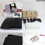 『中古即納』{訳あり}{本体}{PS3}プレイステーション3 PlayStation3 HDD160GB チャコール・ブラック(CECH-2500A)(20100729)