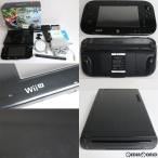 『中古即納』{訳あり}{本体}{WiiU}Wii U すぐに遊べる マリオカート8 セット クロ/kuro/黒(WUP-S-KAGH)(20141113)