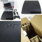 『中古即納』{訳あり}{本体}{PS3}プレイステーション3 PlayStation3 HDD320GB チャコール・ブラック(CECH-3000B)(20110625)
