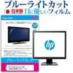 HP ProDisplay P19A D2W67AA#ABJ ブルーライトカット 反射防止 液晶保護フィルム 指紋防止 気泡レス加工  キズ防止