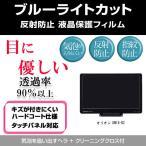 目に優しいブルーライトカット(反射防止タイプ)液晶TV保護フィルム(指紋防止&気泡レス加工) オリオン DM16-B2で使える 目を保護 キズ防止 防塵