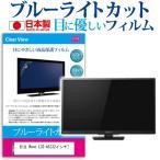 日立 Wooo L32-A5 ブルーライトカット 反射防止 液晶TV 保護フィルム 指紋防止 気泡レス加工  キズ防止