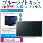 パナソニック VIERA TH-32ES500 ブルーライトカット 反射防止 液晶TV 保護フィルム 指紋防止 気泡レス加工  キズ防止