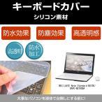 NEC LAVIE Note Standard NS700/DA PC-NS700DA シリコンキーボードカバー フリーカットタイプ