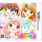 3DS 12歳。とろけるパズル ふたりのハーモニー(早期購入特典QRコードカード入り)