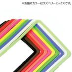 AWESOME(オーサム) ナンバープレートフレームシリコンカバー ラズベリーミックス AS-NPC-16 代引き不可/同梱不可