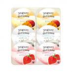 金澤兼六製菓 詰め合せギフト ヨーグルトムースBOX 6個入×20セット YM-6 代引き不可/同梱不可