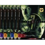 X-ファイル セブン シーズン7 全6枚 FileNo701〜FileNo722 レンタル落ち 全巻セット 中古 DVD  海外ドラマ