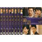 神話 シンファ 全8枚 【字幕】 レンタル落ち 全巻セット 中古 DVD  韓国ドラマ クォン・サンウ