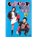 COWCOW CONTE LIVE 4 レンタル落ち 中古 DVD  お笑い