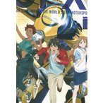 IGPX 1(第1話〜第3話) レンタル落ち 中古 DVD