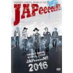 トレンディエンジェル TRENDY ANGEL WORLD TOUR 'JAPeeeeeN!! レンタル落ち 中古 DVD  お笑い ケース無::
