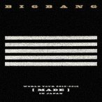 BIGBANG WORLDTOUR 2015〜2016 :2CD レンタル落ち 中古 CD ケース無::
