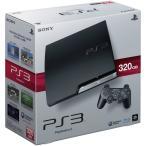 『中古即納』{本体}{PS3}プレイステーション3 PlayStation3 HDD320GB チャコール・ブラック(CECH-2500B)(20100729)