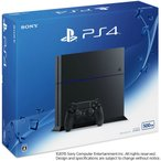 『中古即納』{本体}{PS4}プレイステーション4 PlayStation4 HDD500GB ジェット・ブラック(CUH-1200AB01)(20150627)