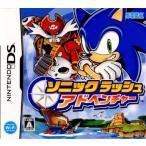 『中古即納』{NDS}ソニックラッシュ アドベンチャー(Sonic Rush Adventure)(20071018)