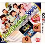 『中古即納』{3DS}タッチ! ダブルペンスポーツ(Touch! Double Pen Sports)(20110602)