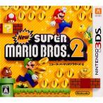 『中古即納』{表紙説明書なし}{3DS}New(ニュー) スーパーマリオブラザーズ2(20120728)