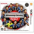 『中古即納』{3DS}ワールドサッカー ウイニングイレブン 2014(20131114)