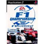 『中古即納』{PS2}F1チャンピオンシップ シーズン2000(F1 Championship Season 2000)(20010301)