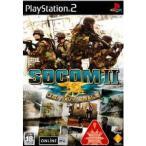 『中古即納』{PS2}SOCOM II: U.S. NAVY SEALs(ソーコム ユーエス ネイビーシールズ)(20040805)