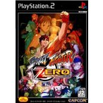 『中古即納』{PS2}ストリートファイターZERO ファイターズジェネレーション(STREET FIGHTER ZERO Fighter's Generation)(20060525)