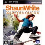 『中古即納』{表紙説明書なし}{PS3}ショーン・ホワイト スケートボード(Shaun White SKATEBOARDING)(20101125)