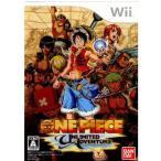 『中古即納』{Wii}ワンピース アンリミテッドアドベンチャー(ONE PIECE Unlimited Adventure)(RVL-P-RIPJ)(20070426)